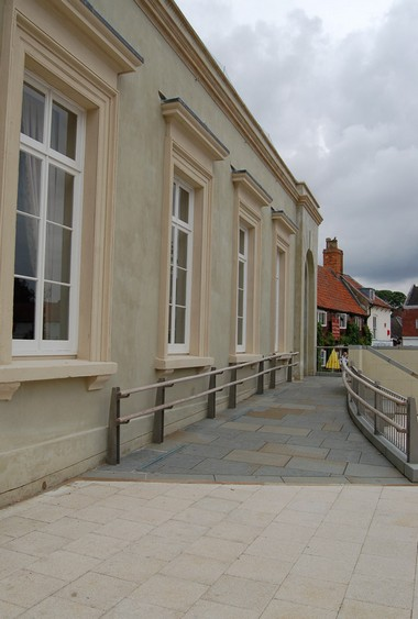 [Image: The Assembly Rooms, Swaffham - please click to enlarge]